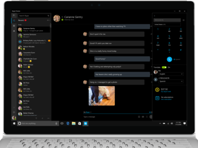 Ya puedes recibir la traducción simultanea de Skype incluso si la otra persona no usa la aplicación