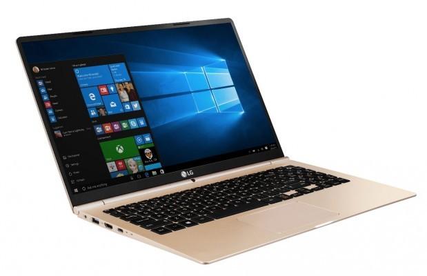 LG se saca de la manga el portátil más ligero en 15 pulgadas: 980 gramos