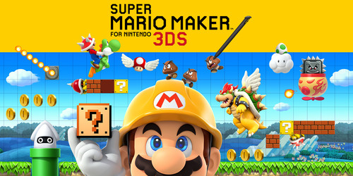 Análisis de Super Mario Maker for Nintendo 3DS, el Mario más creativo se pasa a la portátil