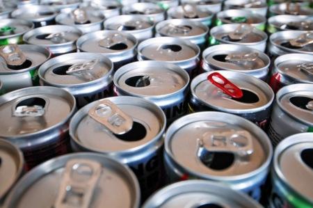 Cuidado con el abuso de bebidas energeticas