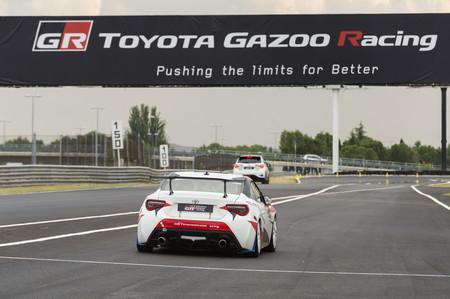 Toyota Gazoo Racing Experience