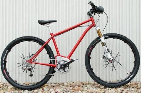 El todo en uno integrado de la bicicleta eléctrica Optibike SIMBB 29C