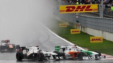 GP de Corea del Sur de Fórmula 1: Sébastien Buemi y Adrian Sutil perderán cinco posiciones en la parrilla de Interlagos