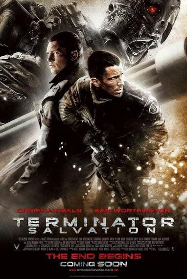 'Terminator Salvation', Arnold Schwarzenegger confirmado y más carteles