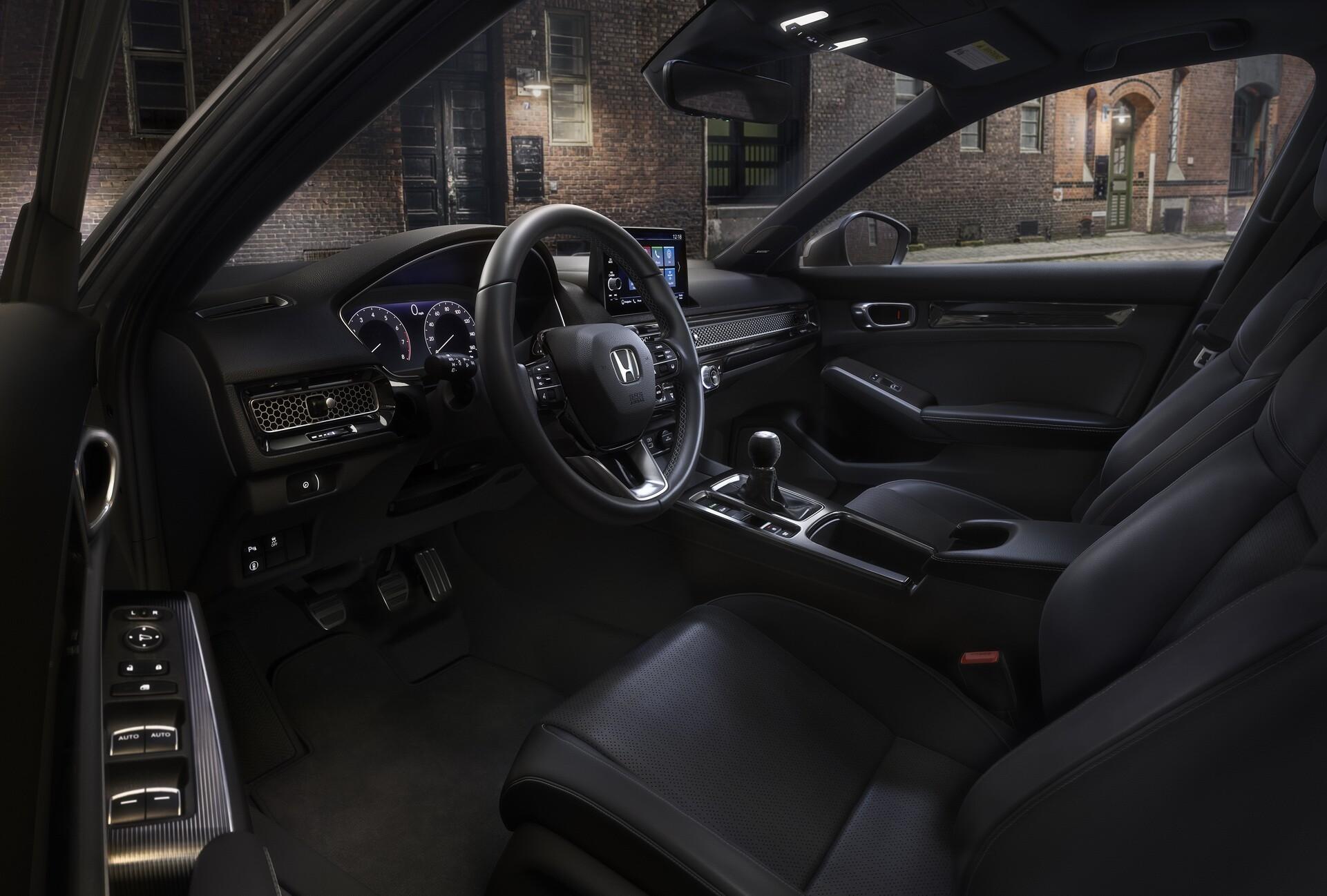 Foto de Honda Civic Hatchback 2022 (5/18)