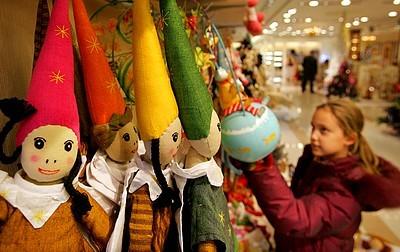 Yakimanka, la juguetería de lujo de Moscú