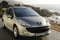 Peugeot 207, el coche más vendido en Europa en abril