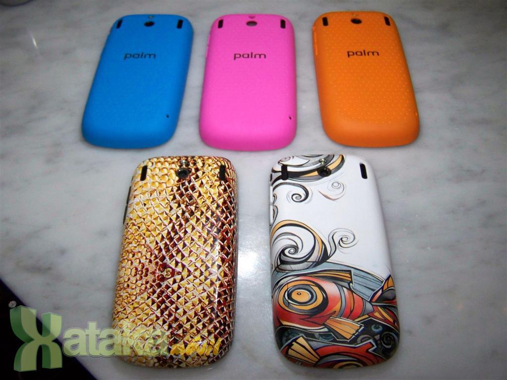 Foto de Palm Pixi Plus Vodafone (1/11)