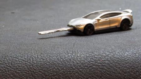 Si la llave de tu coche no te convence, ¡crea tu propia llavecoche!