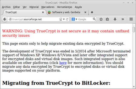 TrueCrypt y su misteriosa desaparición