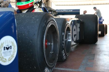 La Formula 1 volvió al Jarama casi tres décadas después