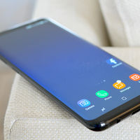 La cámara delantera del Samsung Galaxy S8 tiene estabilizador óptico... pero no está activado