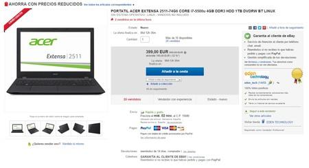 Oferta Ebay