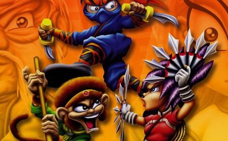 Retrospectiva: Kung Fu Chaos, el primer exclusivo de Ninja Theory en Xbox