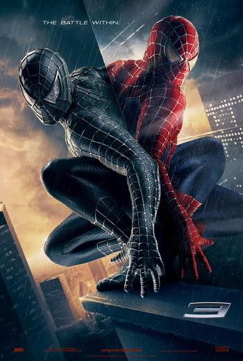 Dos posters más de 'Spiderman 3'