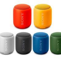 Sony SRSXB10, un altavoz portátil resistente al agua por sólo 38,90 euros en la Red Night de MediaMarkt