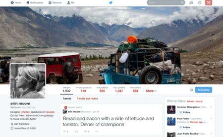 El nuevo perfil de Twitter ya está disponible: cómo sacarle el máximo partido