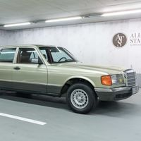 Mercedes-Benz 280 SE 1982: ¿Cuánto estarías dispuesto a pagar por él?