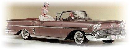 El futuro de Chevrolet está en los años 50