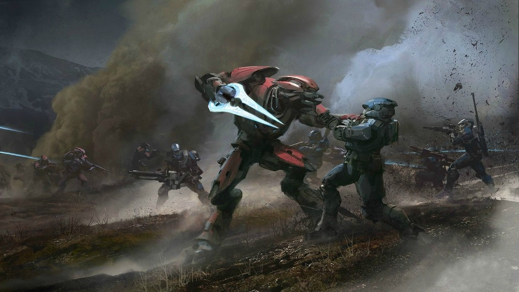Halo Reach: así se verá el primer juego de la Master Chief Collection en PC