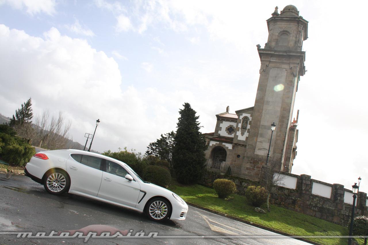 Foto de Porsche Panamera S E-Hybrid (prueba) (45/64)