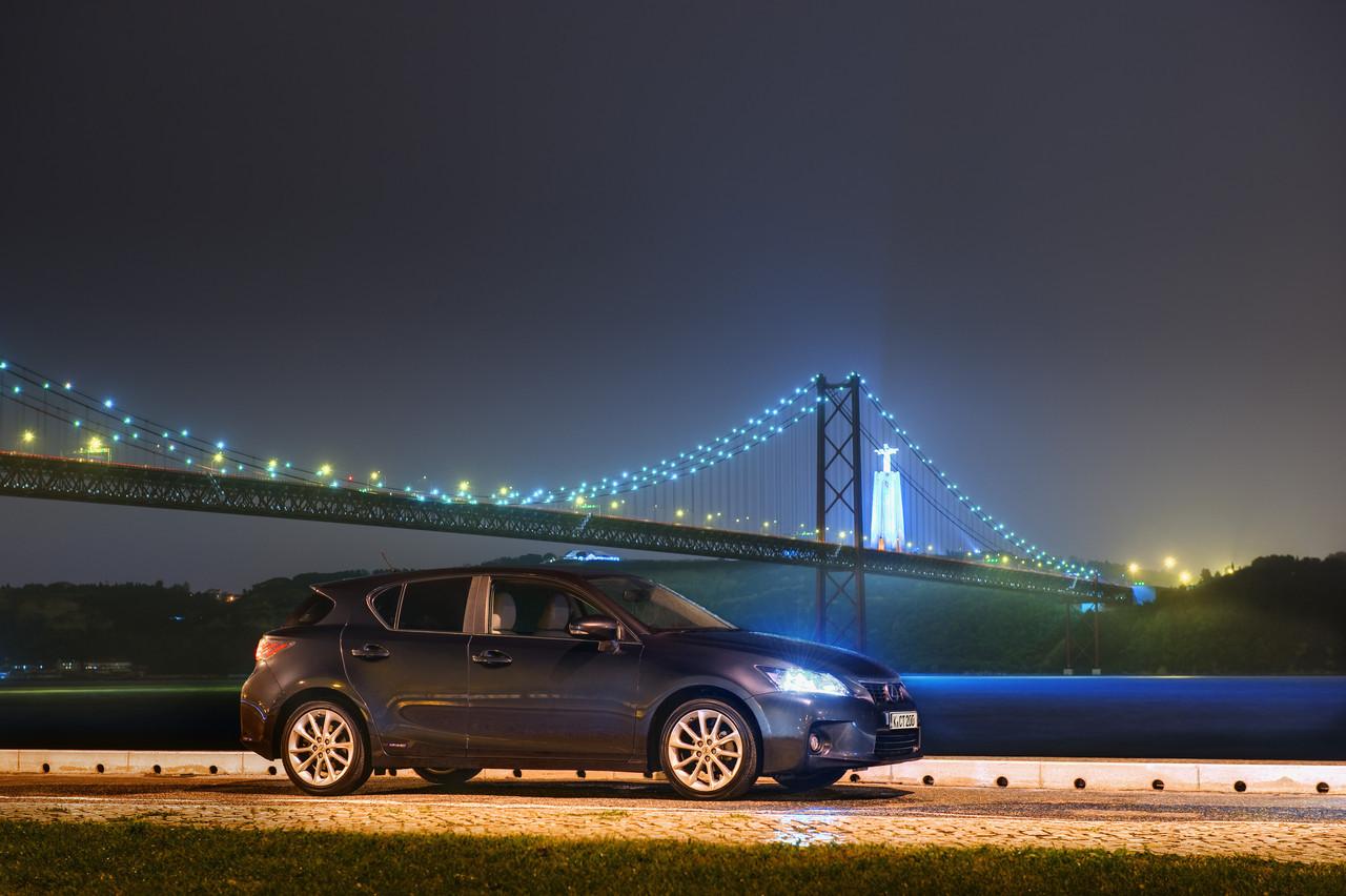 Foto de Lexus CT 200h (9/164)