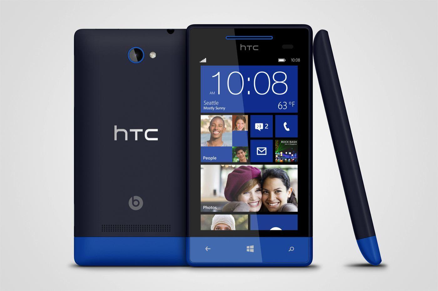 Foto de HTC 8S (2/4)