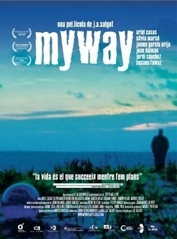Tráiler y póster de 'Myway', del director de 'Dama de Porto Pim'