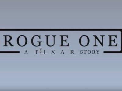 El tráiler de 'Rogue One: A Star Wars Story' con personajes de Pixar es el mashup definitivo