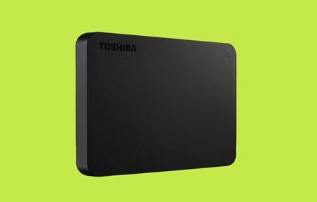Realiza backups y almacena juegos ahorrando con este disco duro externo de 2 TB por menos de 50 euros