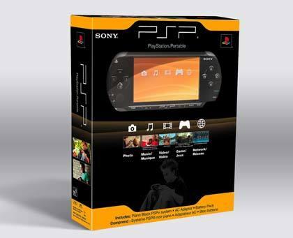 Pack de la nueva PSP - 01