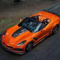 Chevrolet resucita al Corvette ZR1 Convertible, un descapotable de 755 CV perfecto para despeinarte en circuito