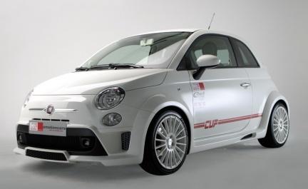 Fiat 500 Cup por MS Design