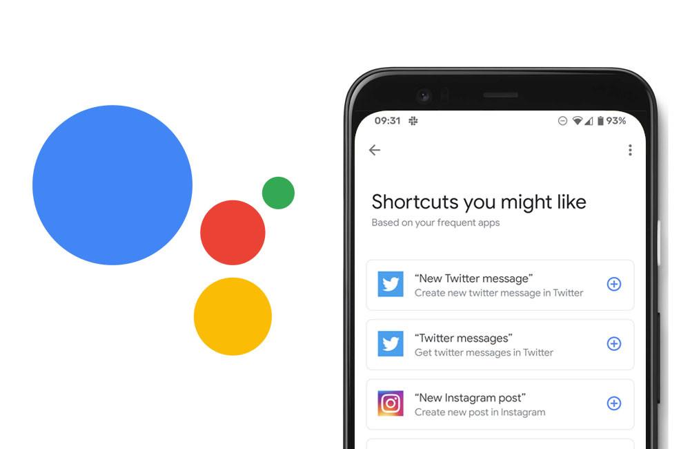 El Asistente de Google® recupera los accesos directos para que puedas personalizar tus comandos de voz