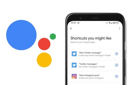 El Asistente de Google recupera los accesos directos para que puedas personalizar tus comandos de voz