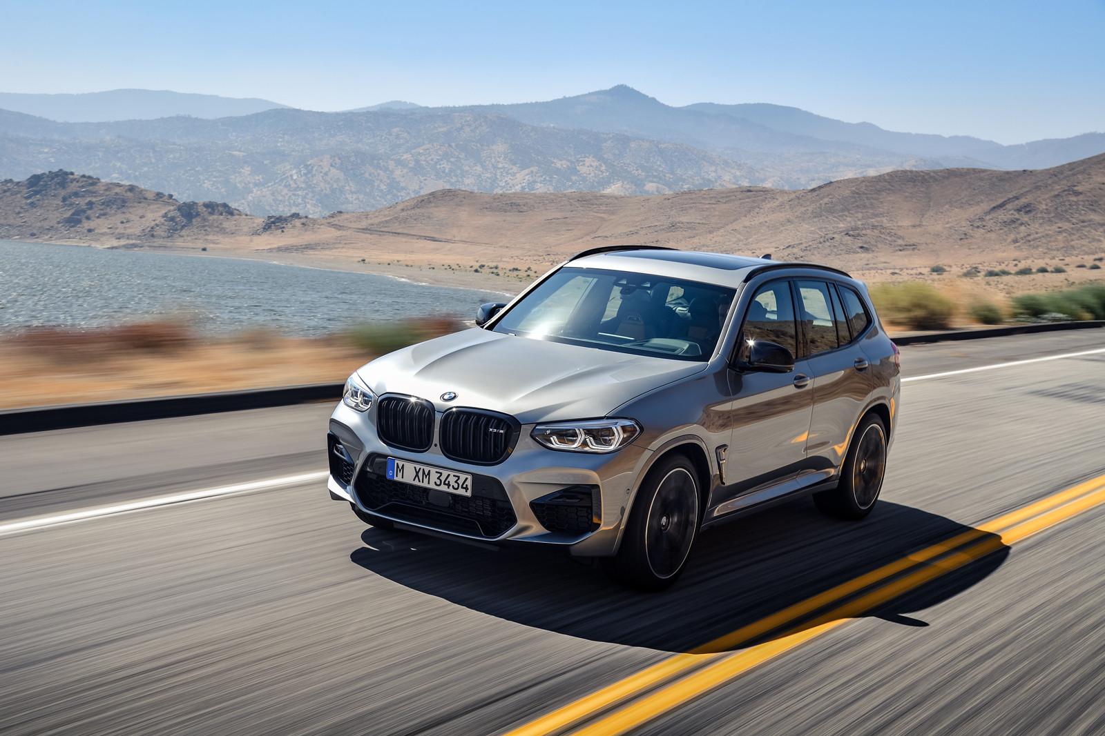 Foto de BMW X3 M 2020 (Presentación) (50/80)