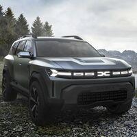 Dacia Bigster Concept: el buque insignia de Dacia será un SUV compacto a precio de SUV urbano