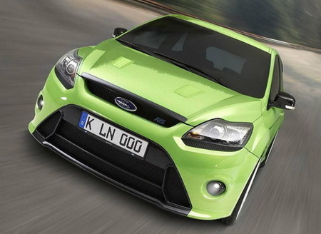 Ford Focus RS, posibles fotos oficiales