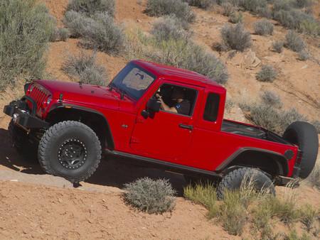 Todo lo que sabemos del futuro Jeep Wrangler pick-up