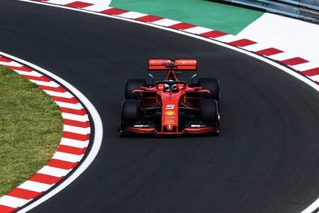 Vettel Hungria F1 2019