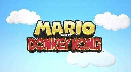 'Mario and Donkey Kong' nos brindarán muchos puzles en Nintendo 3DS