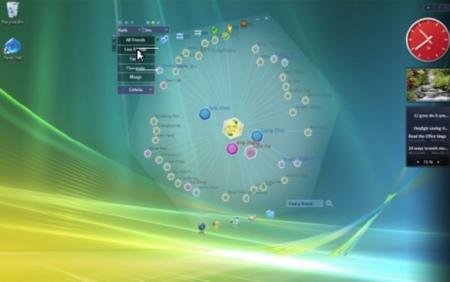 Visual Sage, facebook en tu escritorio con WPF