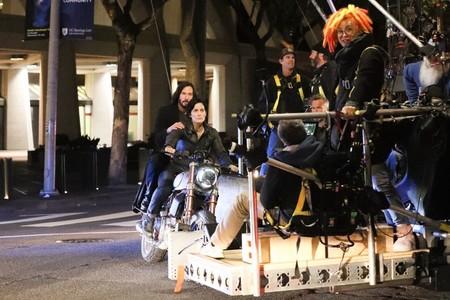 'Matrix 4': los responsables de 'John Wick' confirman su implicación y revelan que Lana Wachowski está dirigiendo toda la acción