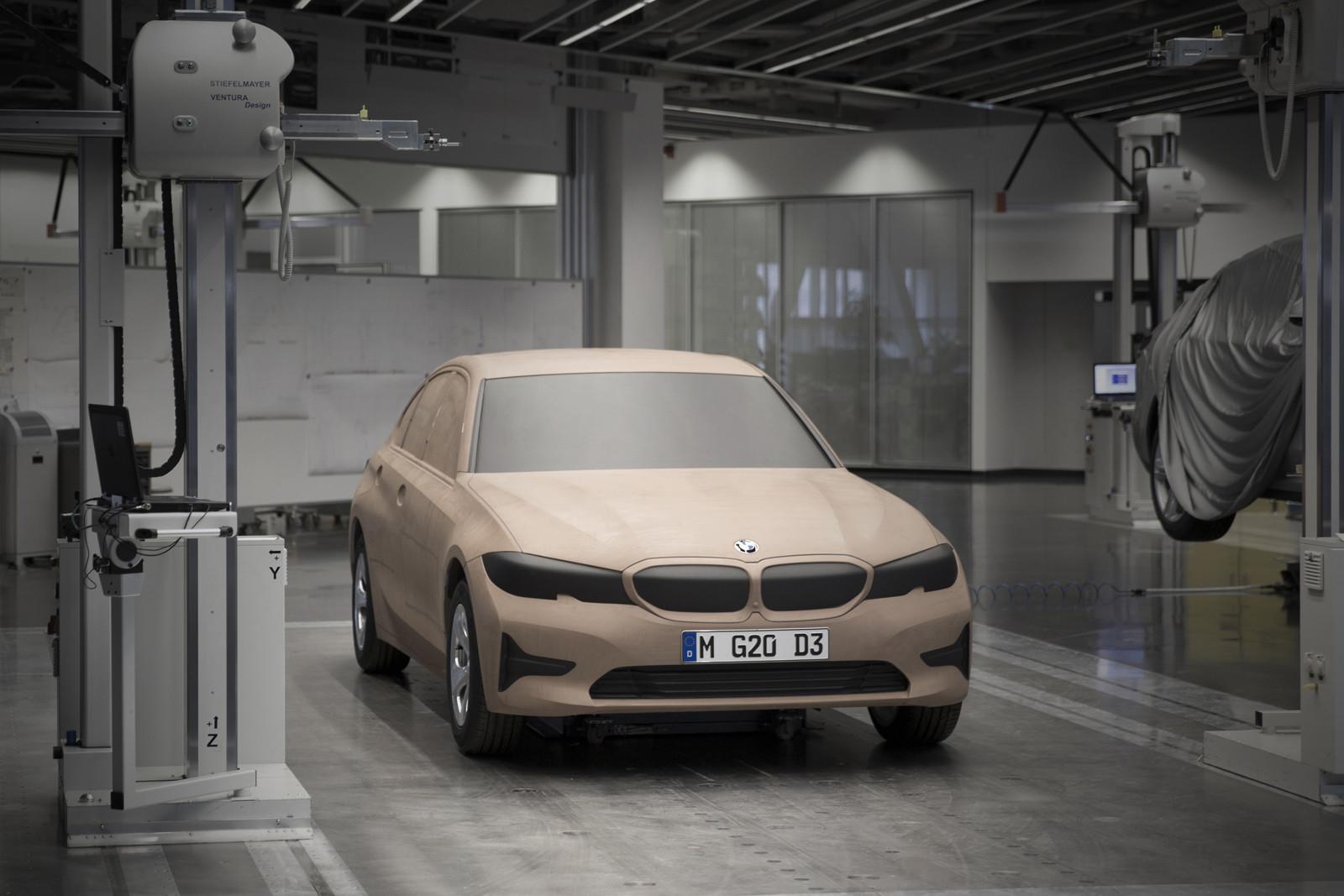 Foto de BMW Serie 3 2019 (111/131)