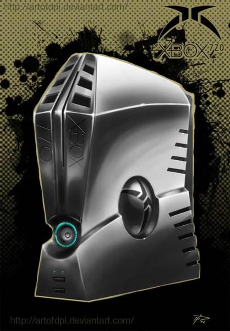 Nueva XBox 720