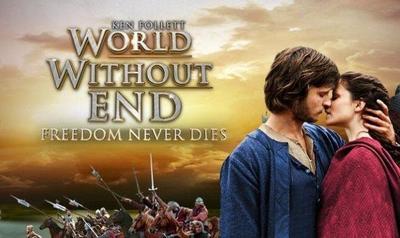 Cuatro estrenará 'Un Mundo Sin Fin' el próximo martes 23 de octubre