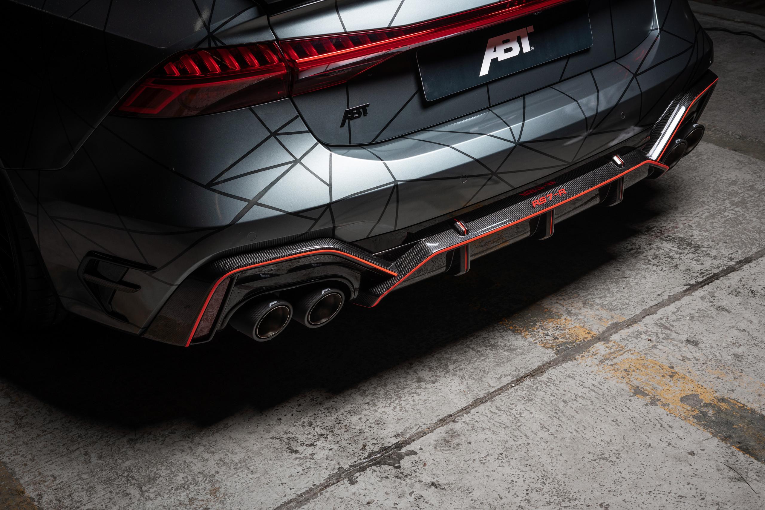 Foto de Audi ABT RS7-R (8/18)