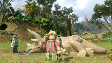 Lego Jurassic 02