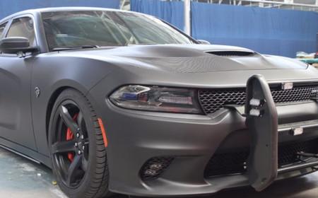 El Dodge Charger Hellcat AWD a prueba de balas existe, por si quieres ir rápido y estar seguro