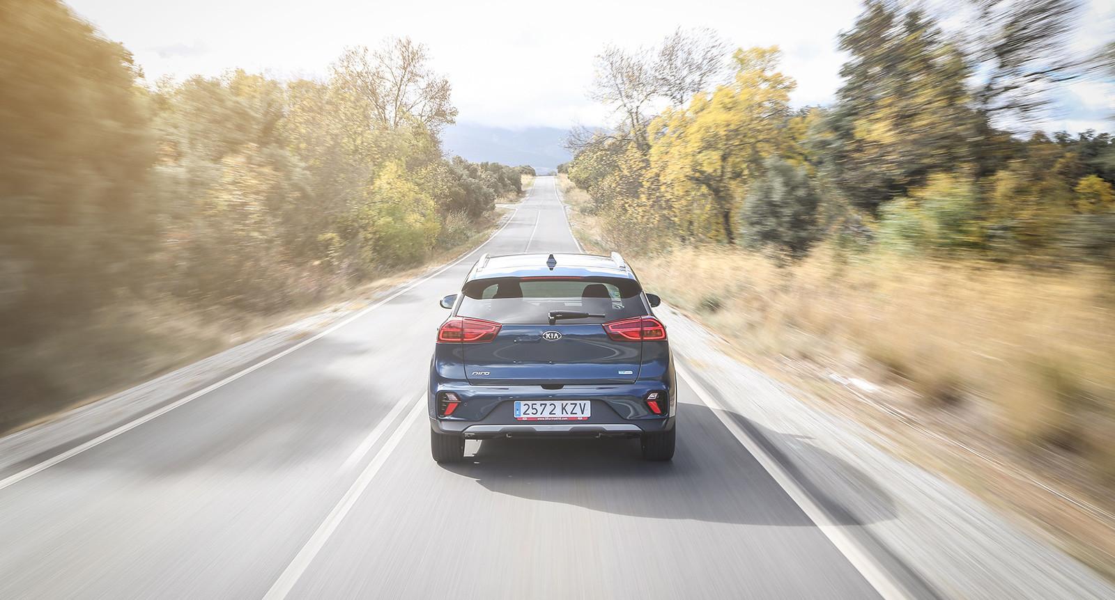 Kia Niro Eco Hybrid 2020